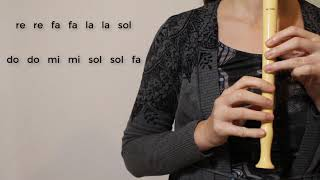 The sound of silence - Tutorial de flauta