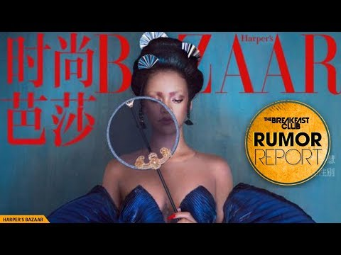 Rihanna Accused Of Cultural Appropriation Over Harper's Bazaar China Cover