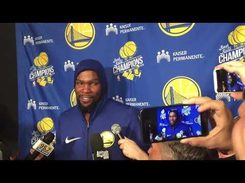 Kevin Durant Postgame: Golden State Warriors @ Denver Nuggets [January 15, 2019]