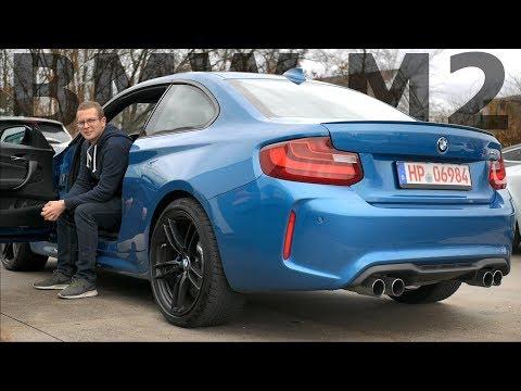 Mein Traumauto!! | BMW M2 (F87) 2017 | Review und Fahrbericht | Fahr doch