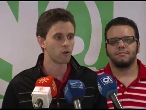 Juventudes Andalucistas, en Jerez de la Frontera