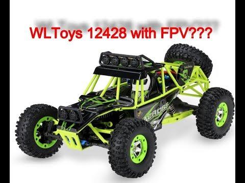 FPV Mod for WLToys 12428