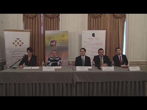 Beethoven Budán 2017 - sajtótájékoztató - video preview image