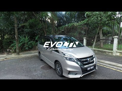 The new Nissan Serena is a Highway Star if you drive slowly | Evomalaysia.com