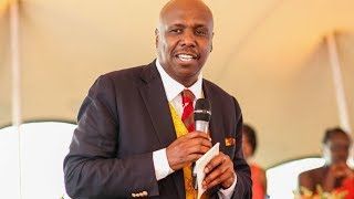'We have to work together' Senator Gideon Moi issues statement amid Coronavirus scare in Kenya