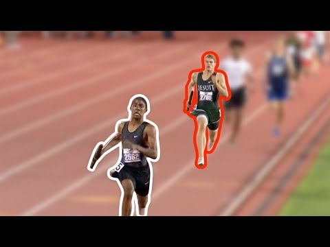Matt Boling, White Lightning, the fastest kid in the country with an amazing comeback.