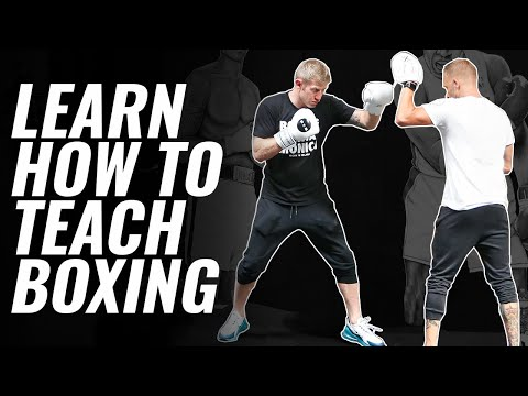 #1 Boxing Certification Course In The World! | Box 'N Burn Academy ...