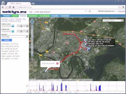 Auto jälgimise seade GPS diMag STC-302