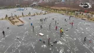 Рыбалка серебряные пруды московская область