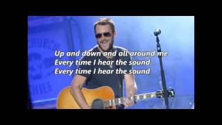 Eric Church - Chattanooga Lucy (with lyrics)