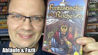 Fantastische Reiche (Strohmann Games) - ab 10 Jahre - nominiert zum Kennerspiel des Jahres 2021