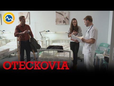 OTECKOVIA - Tomáša musí ostať v nemocnici, Alica prevezme velenie