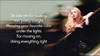 Sabrina Carpenter   Sue Me (Lyrics)