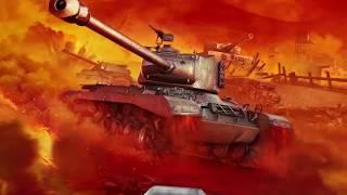 World of Tanks*VK 100.01 (P), Лучший тяж. разборка на тт . Стоковый Мастер