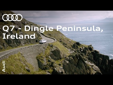 Audi  Q7 Кроссовер класса J - рекламное видео 2