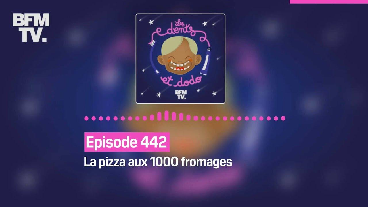 Épisode 442 : La pizza aux 100 fromages