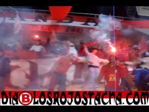 """DIABLOS ROJOS TACNA _CORONEL BOLOGNESI FC"" Barra: Diablos Rojos Tacna • Club: Coronel Bolognesi"