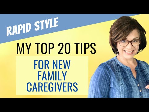 , title : 'TOP TIPS FOR NEW FAMILY CAREGIVERS - How to Take care of Aging Parents