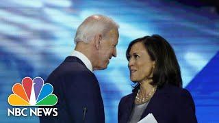 Joe Biden Announces Sen. Kamala Harris As His Running Mate | NBC News