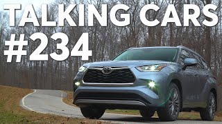 2020 Toyota Highlander First Impressions; Studded Tires & Rustproofing for Winter Driving