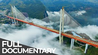 World's Most Extreme Bridges | Masters of Engineering
