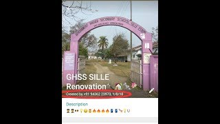 preview picture of video 'Govt.higher secondary school sille.(Project 65) Revolution.'