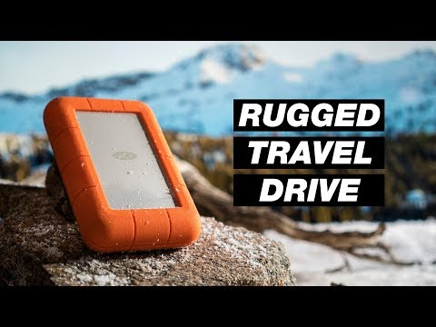 Best External Hard Drive for Video Editing? — LaCie Rugged RAID Pro