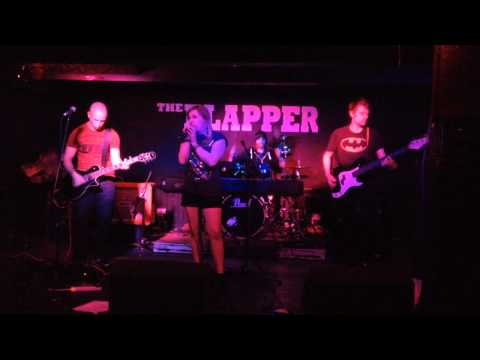 The Delta Rhythm - Can You See - Live @ The Flapper, Birmingham - 11/04/2014