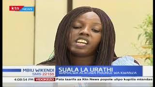 Suala la urathi wa Wamalwa Kijana yaleta utata  KTN MBIU