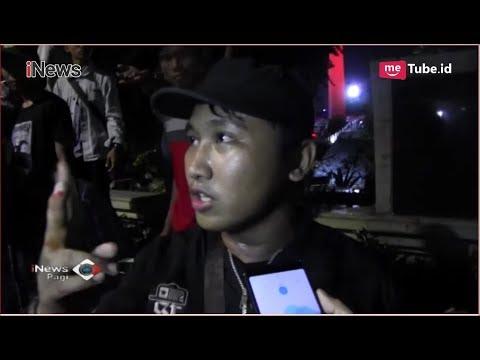 Kesaksian Warga Saat Penonton Jatuh dari Viaduk di Pertunjukan Surabaya Membara - iNews Pagi 10/11