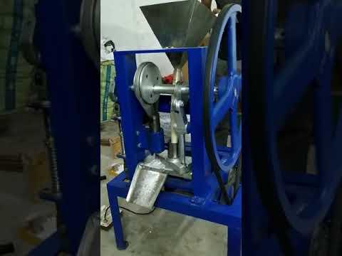 Kapoor Making Machine-New Crank Model