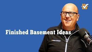Hire It Done Radio Segment with Finished Basements Plus