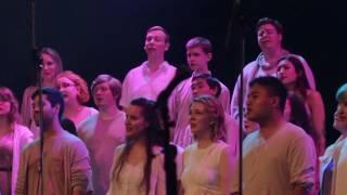 Sprawl II - Coastal Sound Youth Choir: Indiekör 2016 (cover of a cover!)