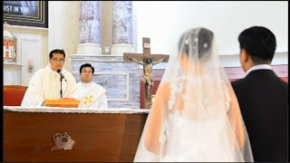 Part 05 - THE PRONOUNCEMENT - MANUEL - TABISAURA WEDDING