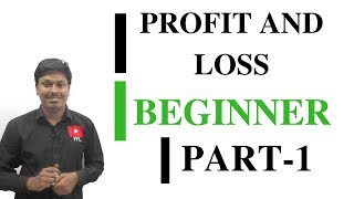 PROFIT AND LOSS #BEGINNER-1