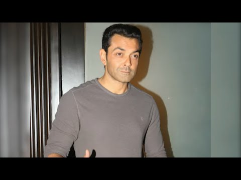 Bobby Deol Is Excited To Perform In IIFA After 7 Years