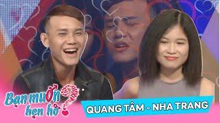 Cặp đôi trai tài gái sắc và kết thúc như mơ | Quang Tâm - Nha Trang | BMHH 114 👫