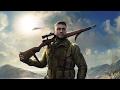 Sniper Elite 4 ps4 Cap tulo 1 Ilha De San Celini Dublad