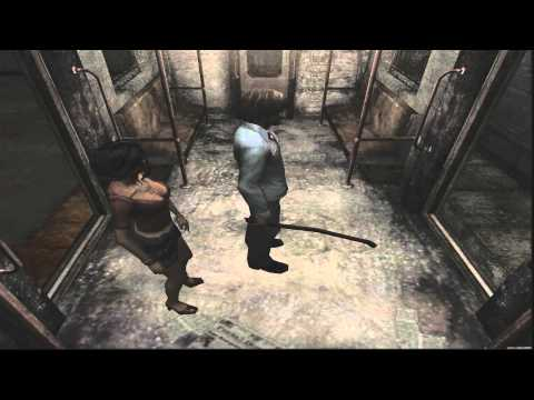 Silent Hill 4 - The Room Part 2 Full HD gameplay on PCSX2