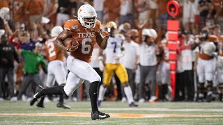 Texas Longhorns - 2019 Season Highlights