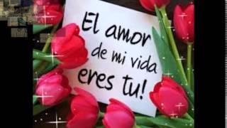 te amo mi amor no quiero perderte nunca♥♥♥