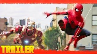 Spider-Man: Homecoming - Primer Tráiler Oficial