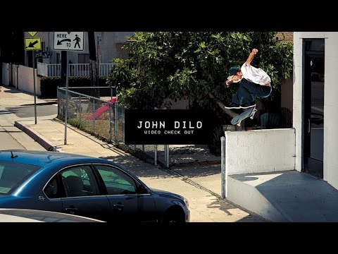 Video Check Out: John Dilo | TransWorld SKATEboarding