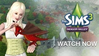 The Sims 3: Dragon Valley video
