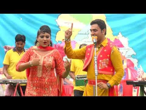harjit sidhu/parveen dardi live sapawali 26-7-18|| Rooh Punjab Di