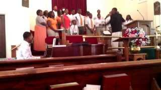 Awesome God--FBCL Youth Day 2013