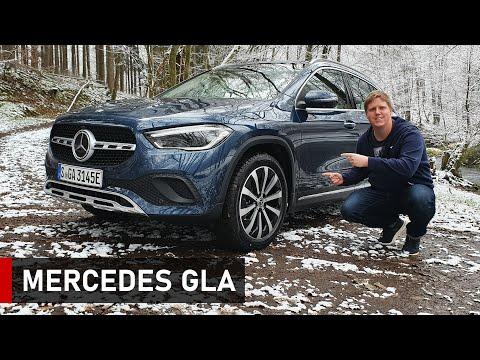 2021 Mercedes-Benz GLA 250e - Review, Fahrbericht, Test