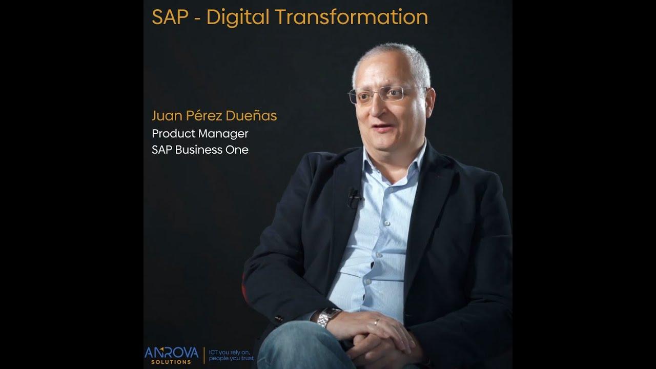 SAP Business One digital transformation