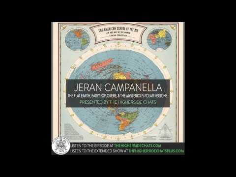 Jeran Campanella | The Flat Earth, Early Explorers, & The Mysterious Polar Regions