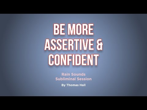 0 Gain Confidence, Self Esteem & Assertiveness: Become a Confident Man